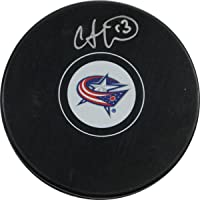 $39 » Cam Atkinson Signed Columbus Blue Jackets Puck - Steiner Sports Certified - Autographed NHL Pucks