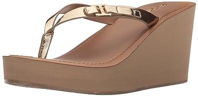 2cff0c0fe ALDO Women s PRYRI Sandal Gold 5 ...