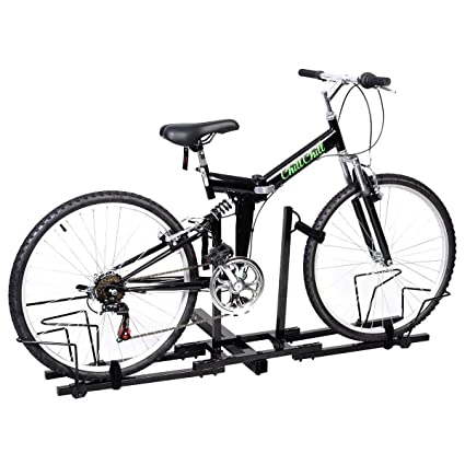 Amazon Com 2 Bike Bicycle Carrier Hitch Receiver 2 Heavy Duty