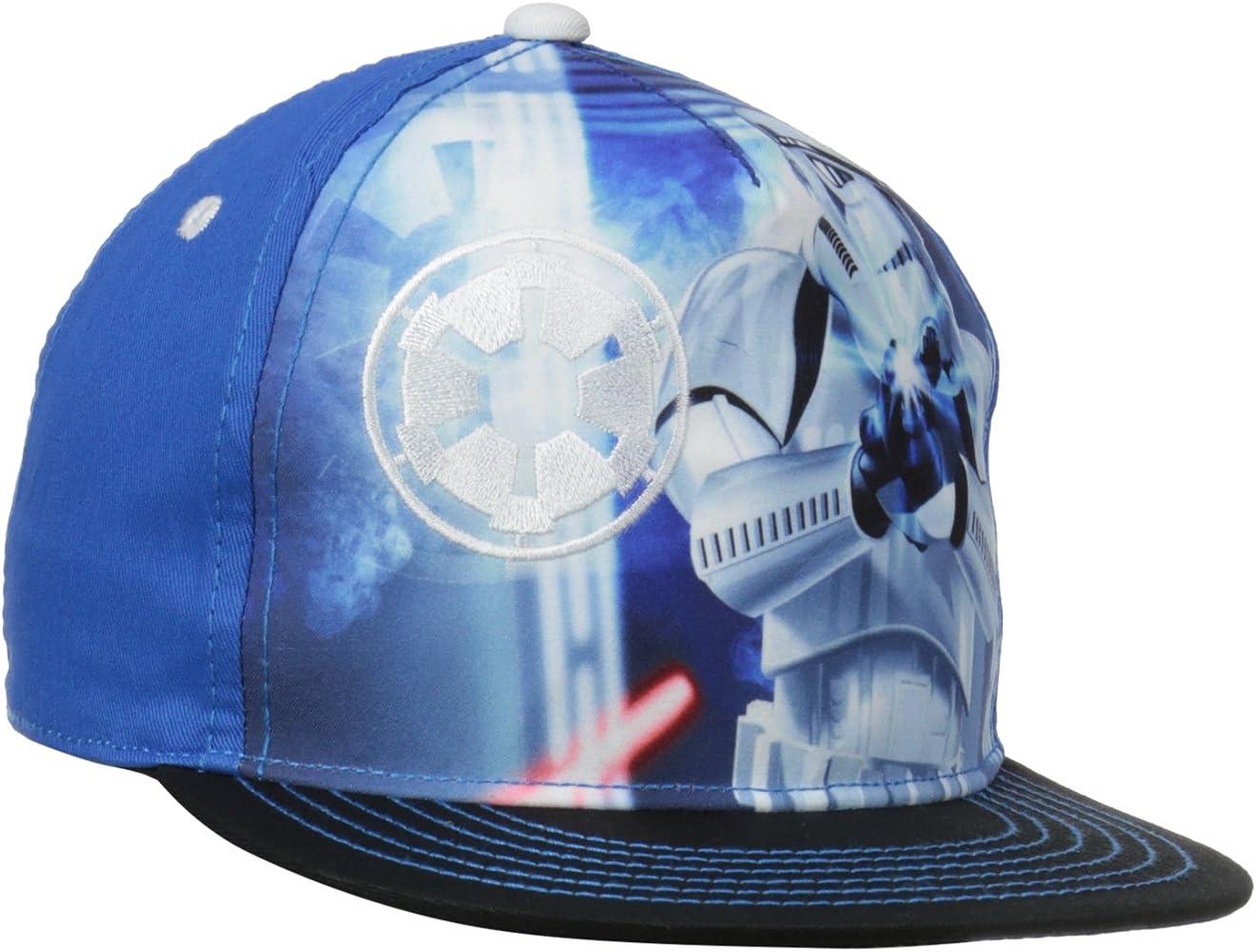 Star Wars - Stormtrooper Tiro Juvenil Sublimada Snapback Gorra ...