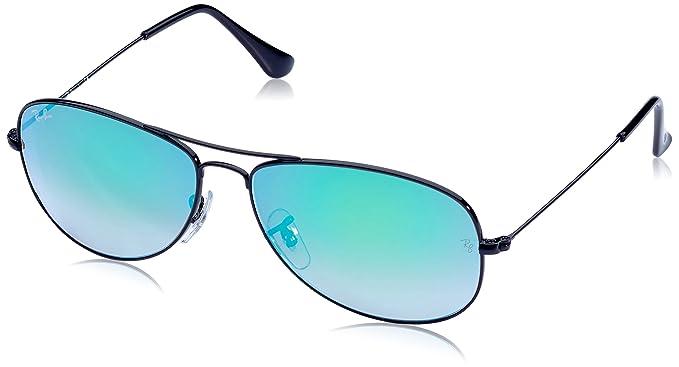 Ray-Ban Mod. 3362 Gafas de sol, Shiny Black, 59 para Hombre ...
