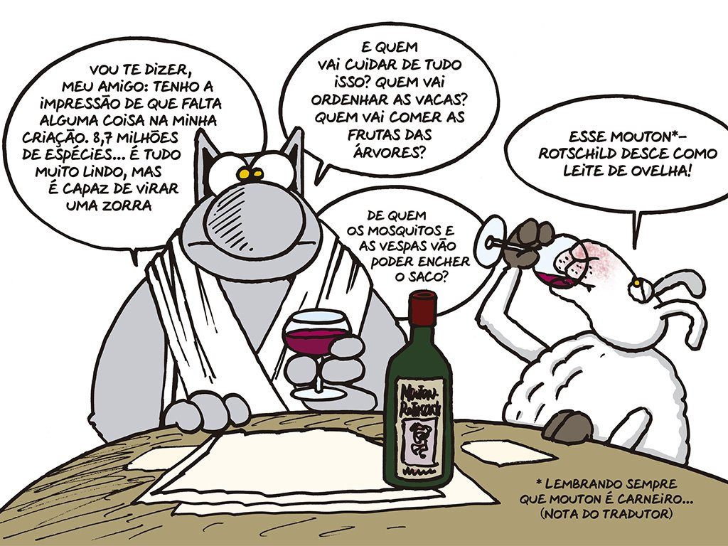 A Bíblia Segundo o Gato (Em Portuguese do Brasil): Philippe Geluck: 9788582861110: Amazon.com: Books