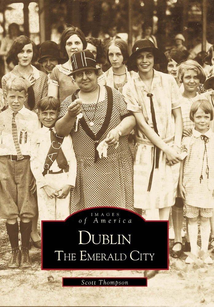 Download Dublin:  The Emerald City   (GA)  (Images of America) ebook