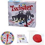 huichang Twister juegos Floor Juego Twister Ultimate juego de familia y fiesta
