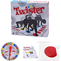 Huichang Twister Games Floor gioco Twister Ultimate Game for family and party