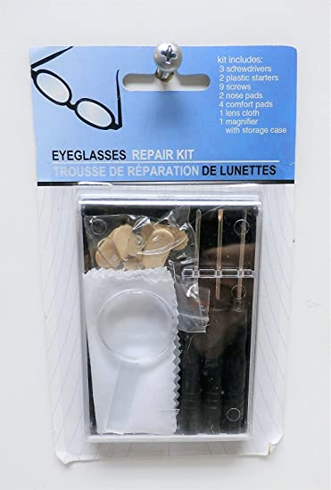 dc942ef3ec96 Amazon.com  Eyeglasses Repair Kit  Health   Personal Care