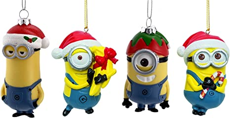 Dave Banana from Despicable Me Christmas Ornament