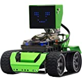 Robobloq 6-in-1 Robot Kit, Robotics for Kids Age 8+, STEM Education, Arduino Coding - Qoopers (174 pcs)