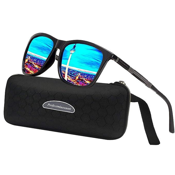 Gafas de sol polarizadas Hombre Mujer /UV400 gafas unisex Moderno conductores para golf/conducción Outdoor Sport Pesca/Deportes Ultra Ligero Gafas de ...