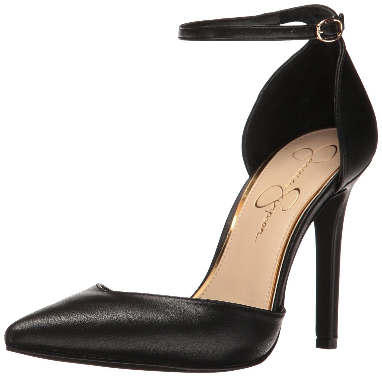 Black Sleek Jessica Simpson Women's Cirrus Dress-Pump