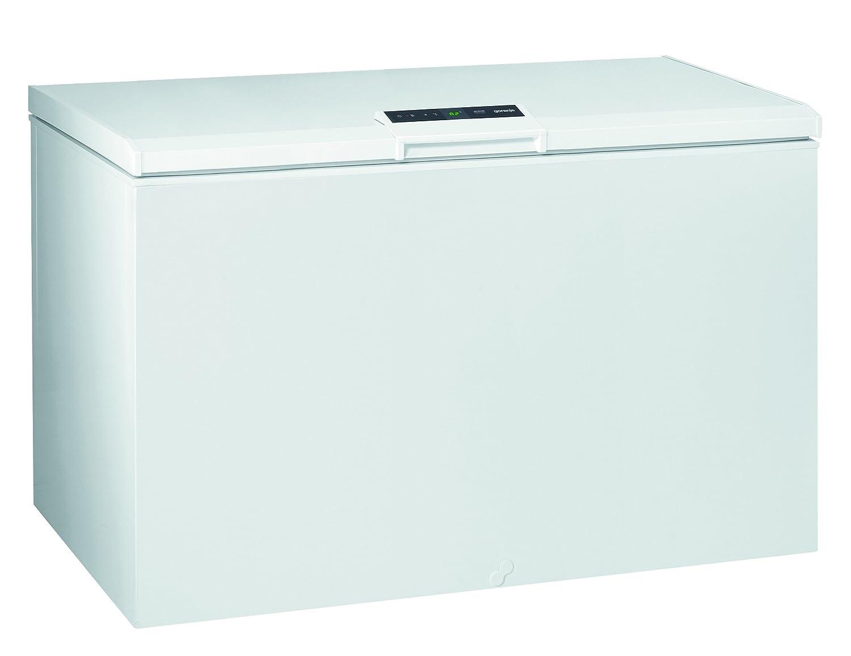 Gorenje FHE302IW - Congelador (Baúl, 290 L, 20 kg/24h, SN-T, A+ ...
