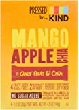 KIND Pressed by Bars - Mango Apple Chia, 1.2 Oz, 4 Ct, 4.9 Ounce