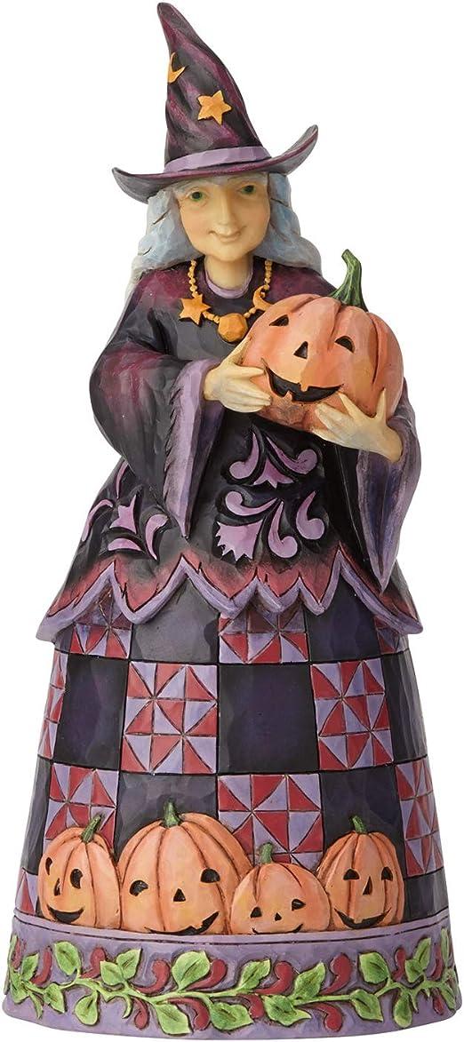Halloween Jim Shore 2020 Amazon.com: Enesco Jim Shore Heartwood Creek Halloween Witch with
