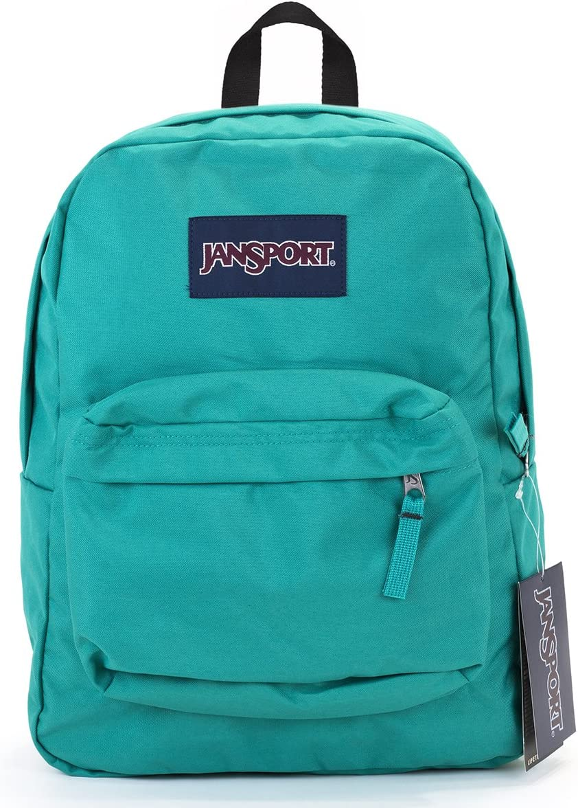 Jansport Superbreak Backpack'spanish teal