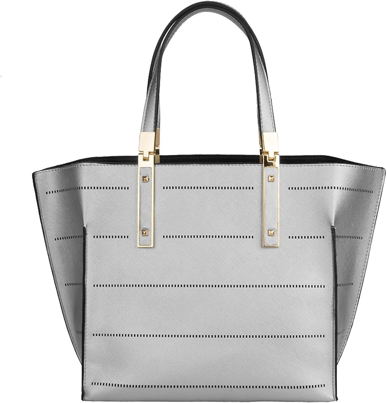 VanGoddy Vegan Leather Tote Shoulder Bag Women Handbag Purse Luxury Satchel New