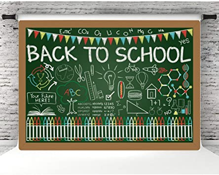 Invitation Cards for School Classroom ABC 1 School Day Folding Card Photo