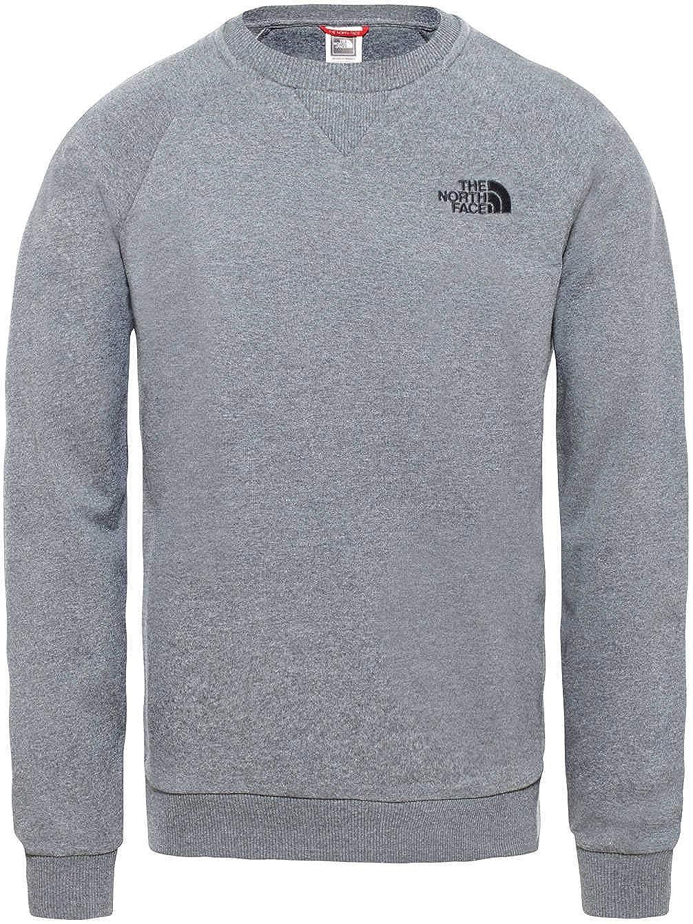ba8707df3 THE NORTH FACE Men's Raglan Simple Dome Long Sleeve T-Shirt