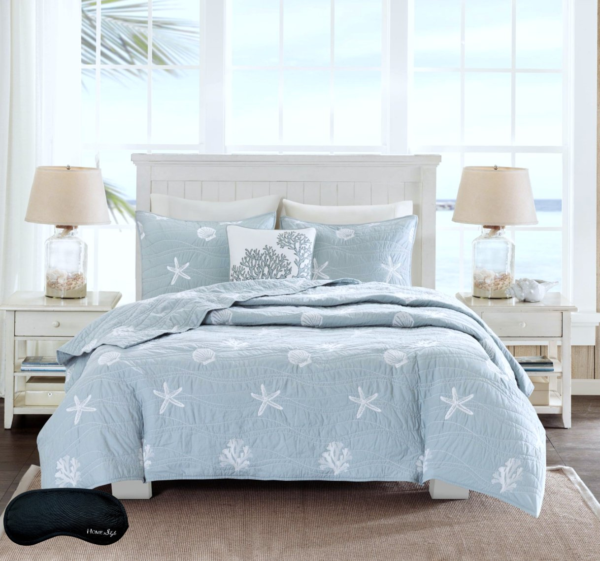 Coastal Style Bedding Sets The Best Quality Home Design
