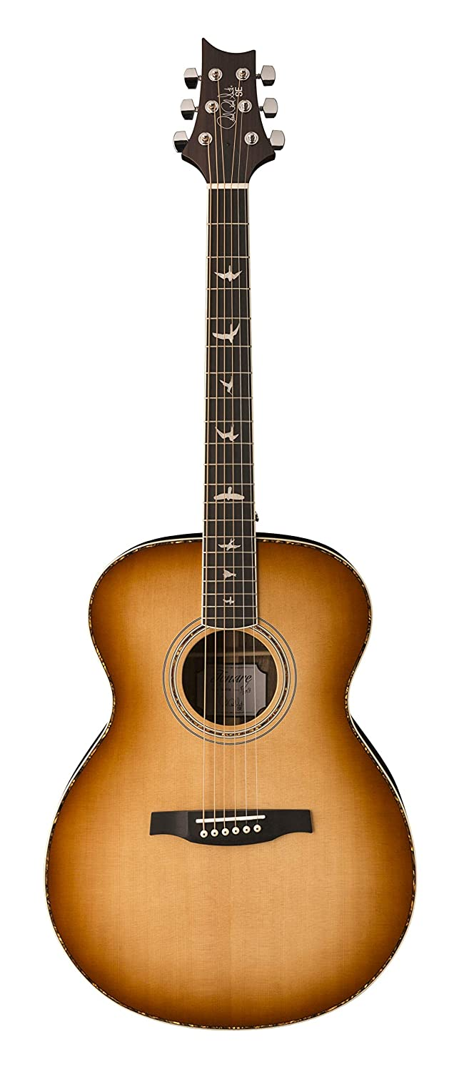 Guitars & Basses Helpful 2019 Prs Se A55e Angelus Black Gold Burst Acoustic Electric Online Discount Musical Instruments & Gear
