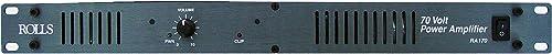 Rolls RA170 70-Volt 70 Watt Power Amplifier