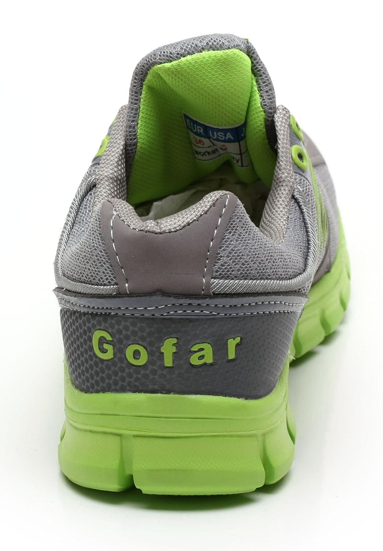 GoFar Sportschuhe H.GrauGrün Damen Schuhe Basketballschuhe