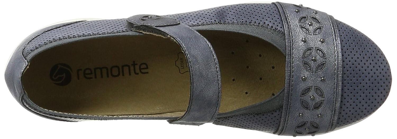 Remonte (Jeans/Denim/Denim/14) Damen D4626 Knöchelriemchen Blau (Jeans/Denim/Denim/14) Remonte 47f979