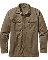 Patagonia All Season Field Shirt-Long-Sleeve-Men's Ash Tan