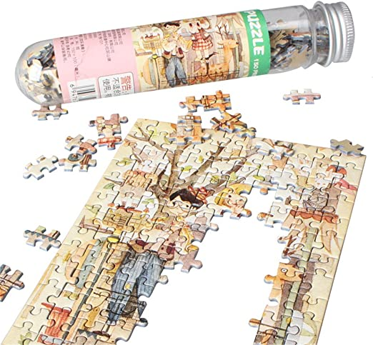 150 Piece Jigsaw Puzzle For Adults Kids Gift Educational Toy 11 Style