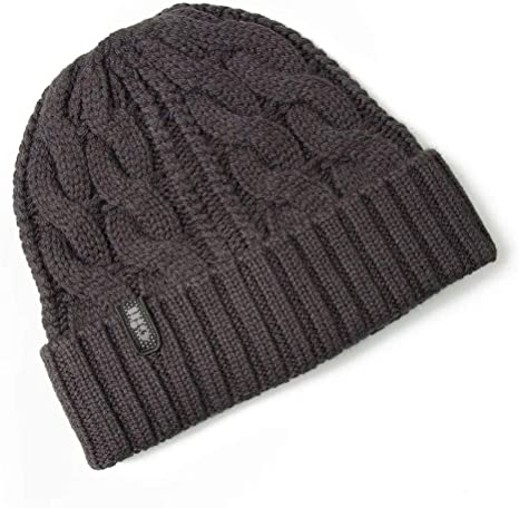 Gill 2018 Cable Knit Beanie Grey HT32: Amazon.es: Deportes y aire ...