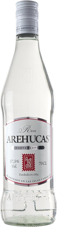 AREHUCAS Ron Carta Blanca - 700 ml