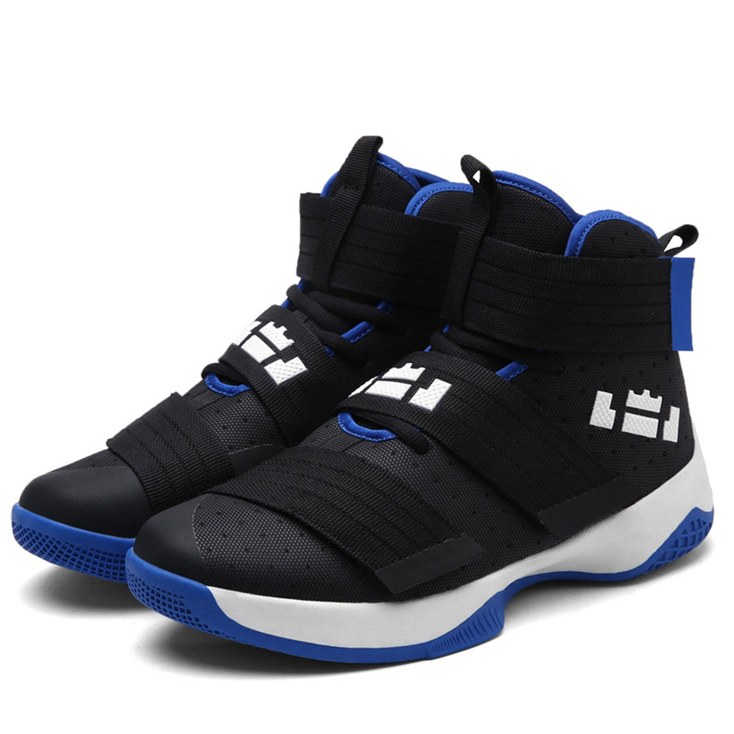 Men Basketball Shoes Court Male Basketball Ankle Boots for Female Sports Sneakers Size 36-45