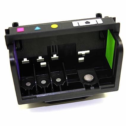 Karl Aiken 1 x cabezal de impresión CN643 A, CD868 – 30001 HP 920 XL cabezal de impresión compatible para HP 6000 6500 7000 7500 B010 B110 a B010b ...