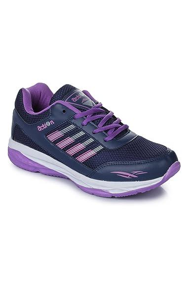 Running Shoes (ESL-404-NAVY-PURPLE