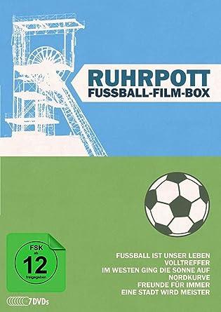 Die Ruhrpott Fussball Box 7 Dvds Amazon De Ralf Richter