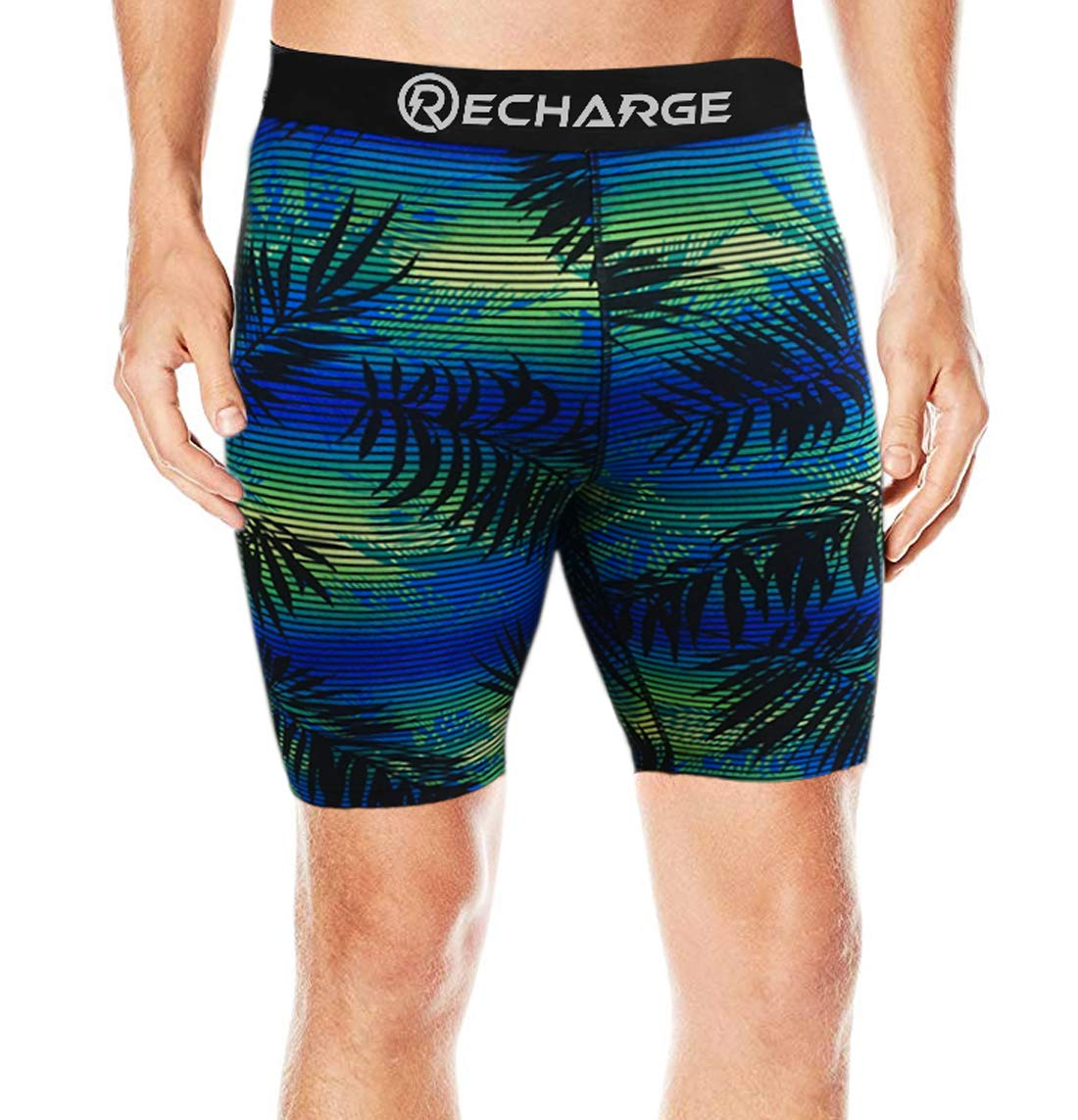 3bc561c01b Recharge Men Polyester Compression Sports Shorts Half Tights: Amazon.in:  Sports, Fitness & Outdoors