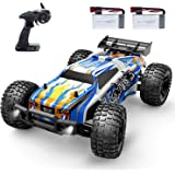 Holyton Remote Control Car 1:12 Scale RC Cars 45 KM/H High Speed 40min Play for Adults and Kids, 4WD Driving 2.4GHz Off…