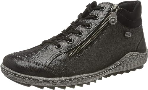 Remonte Schuhe Sneaker Gr. 41 schwarz, wie neu