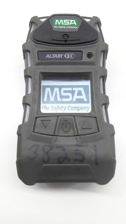 Msa Altair 5x Multi Gas Detector Monitor (11): Amazon.com: Industrial & Scientific