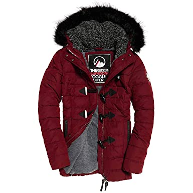 new products c9e98 0cfd6 Superdry Mikrofaser Tall, Jacke für Damen