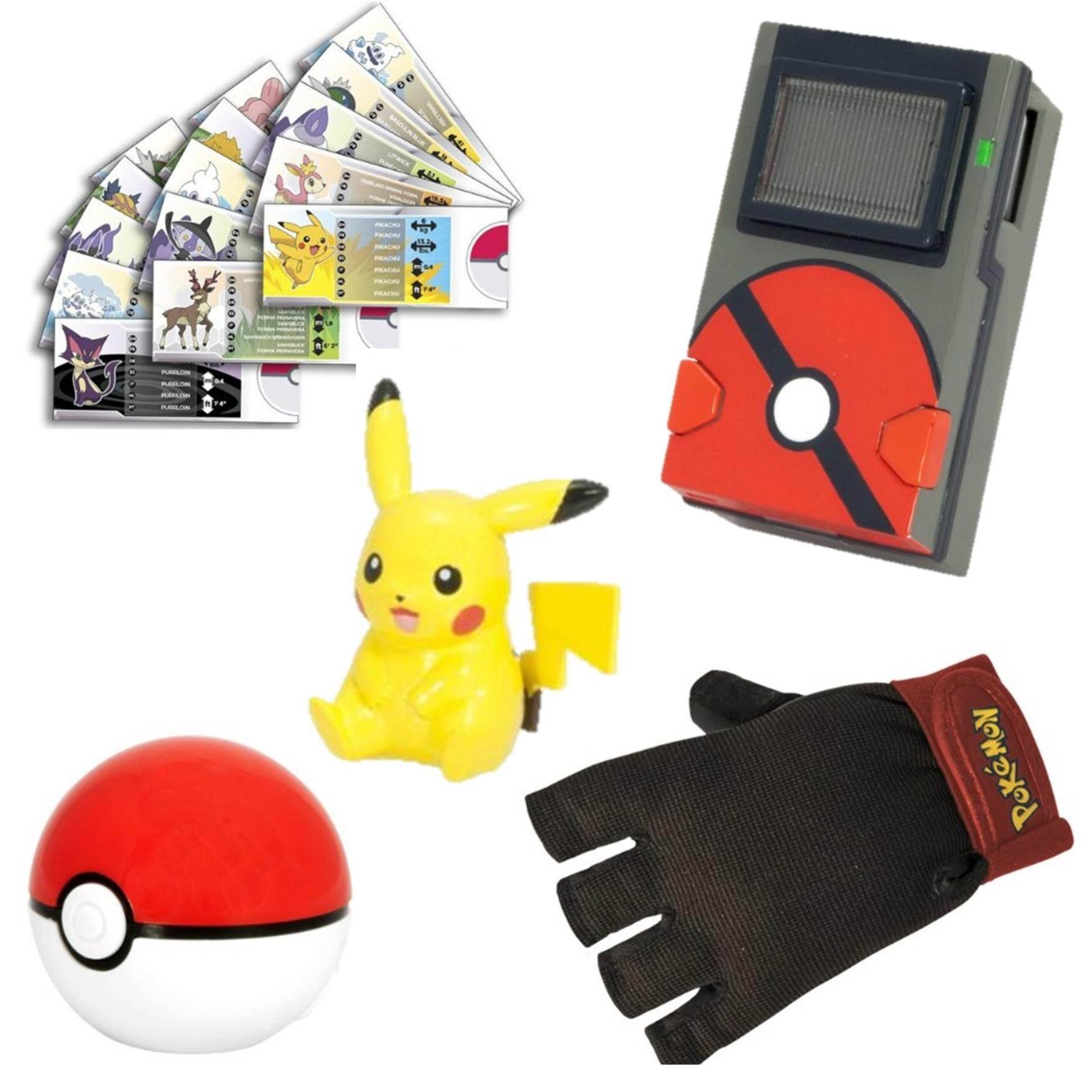 TOMY Pokémon Pokedex Trainer Kit (Discontinued by manufacturer)