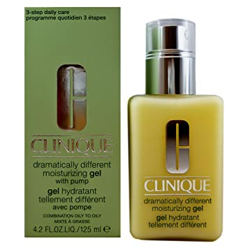 clinique moisturizing gel