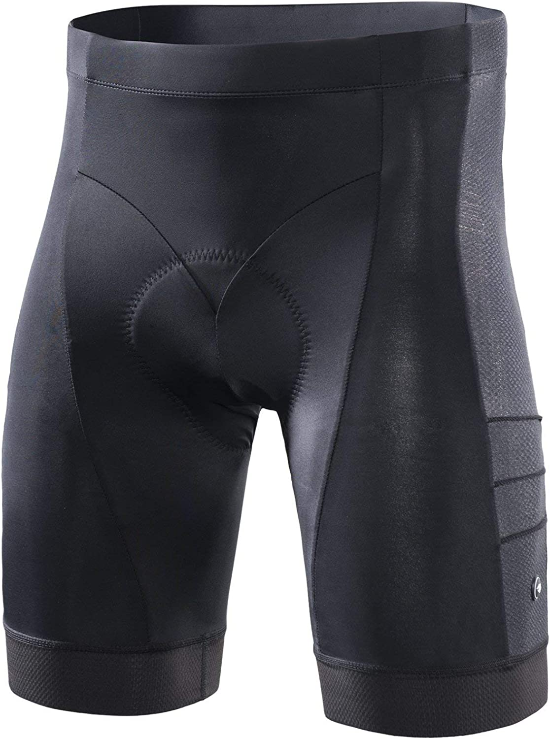 RION Men's Cycling Padded Shorts Bike Tights Bicycle Pants: Clothing