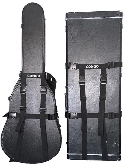 Amazon.com: CONGO Carrier correas para fundas duras de ...