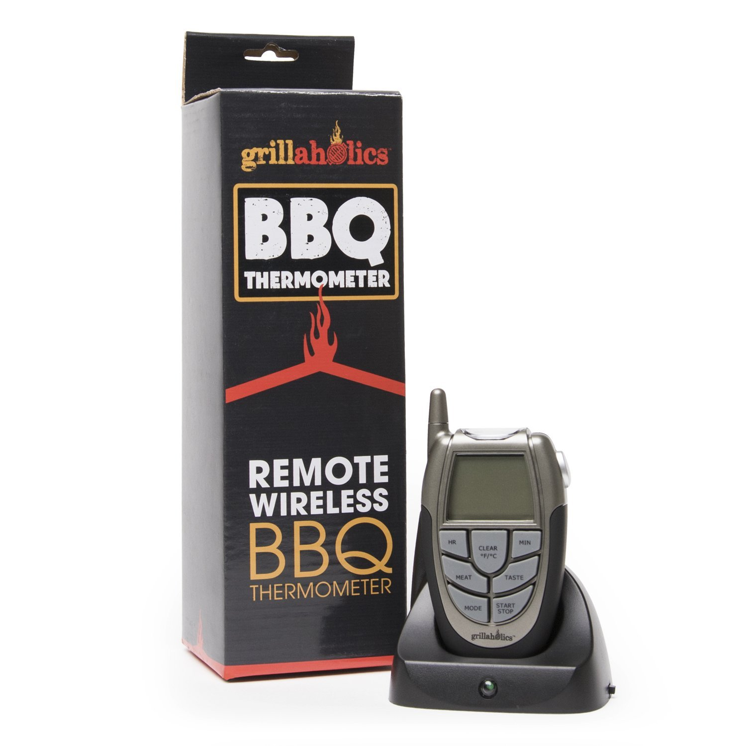 amazon com grillaholics bbq thermometer best internal meat