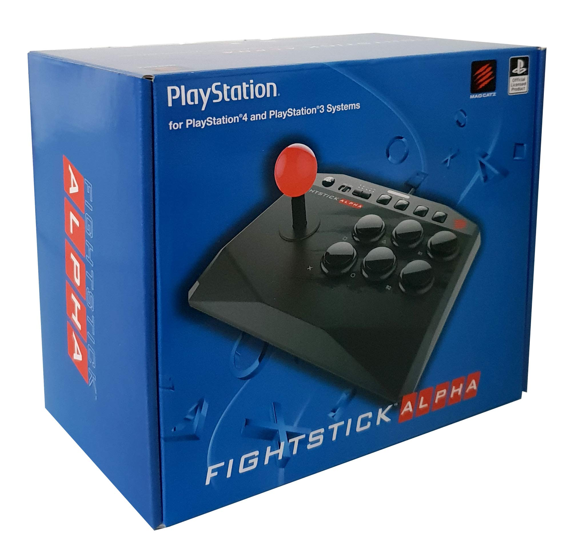 Mad Catz Arcade FightStick Alpha for PS4 / PS3