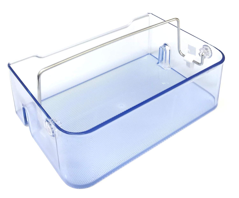OEM Samsung Refrigerator Door Bin Basket Shelf Tray Shipped With RF28JBEDBSG, RF28JBEDBSG/AA, RF28JBEDBSR, RF28JBEDBSR/AA