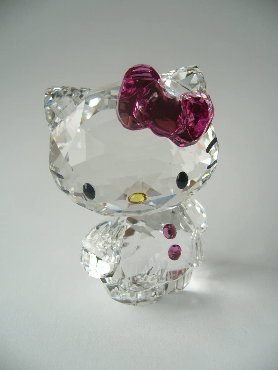SWAROVSKI Hello Kitty Pink Bow