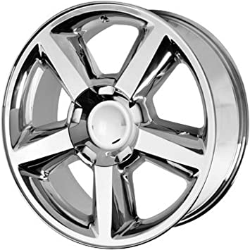 20 x 8.5 inches //6 x 78 mm, 31 mm Offset hexavalent compounds OE CREATIONS PR143 Wheel with Chrome and Chromium