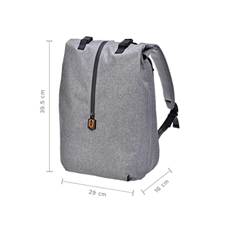 Amazon.in  Buy Mi Travel Laptop Backpack (Gray) Online at Low Prices in  India  ec74e88c0df59