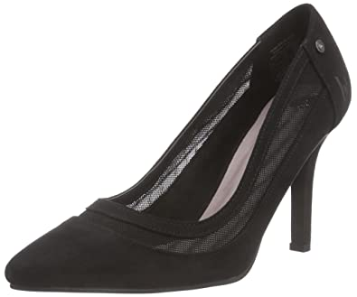 finest selection e656b d4e1d bruno banani Damen Pumps Schwarz (Black 009) 38 EU: Amazon ...